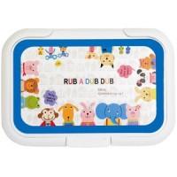 【Rub a dub dub】濕紙巾收納封口蓋 藍色