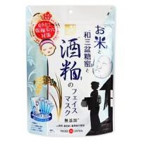 【美人豆腐】酒粕 片狀面膜 5片入